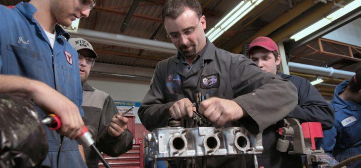 Becoming an Auto Mechanic