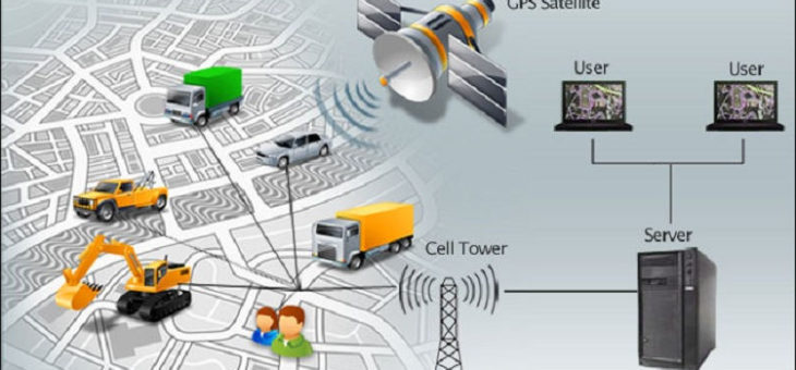 How GPS Vehicle Tracking Systems Help HVAC Companies