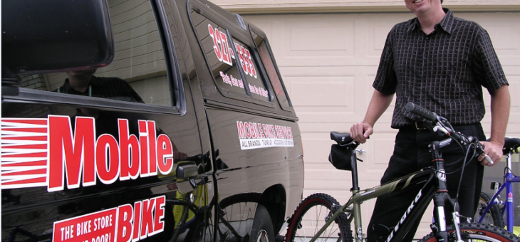 Detailed Information About The Mobile Bike Repair